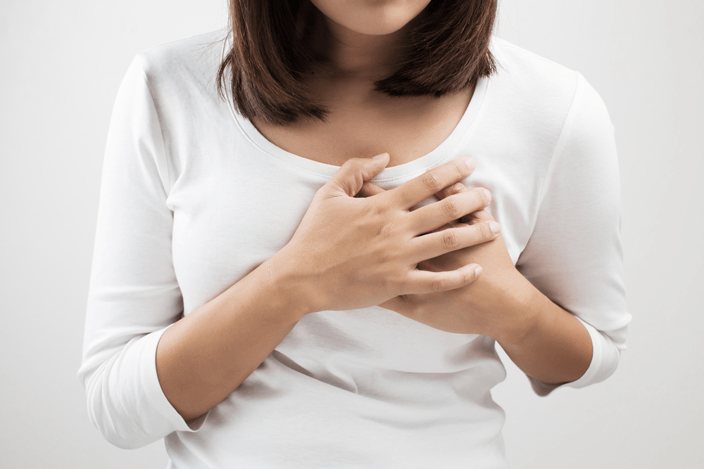 breast pain menopause treatment