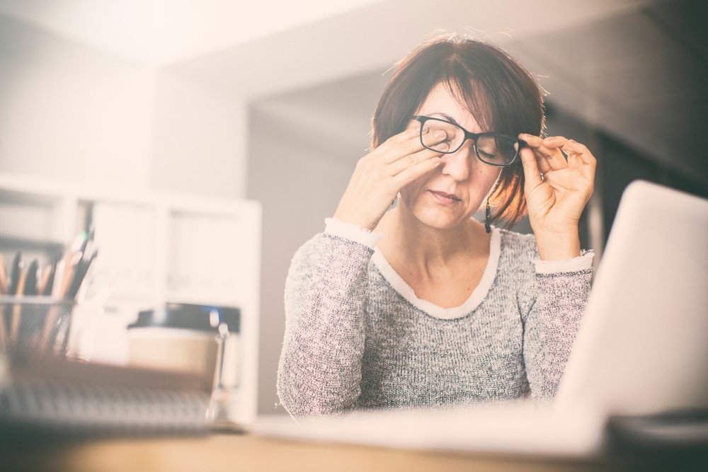 menopause fatigue treatment