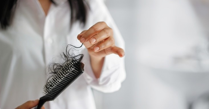 menopause hair loss treatment