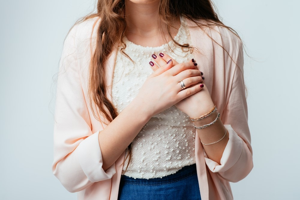 menopause heart palpitations treatment