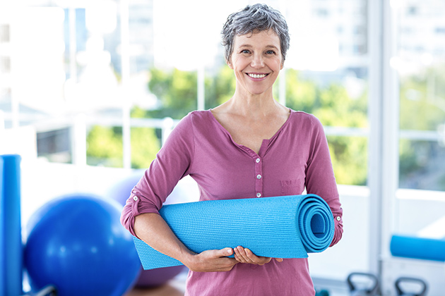 menopausecentre - How Yoga Can Help You Through Menopause (3)