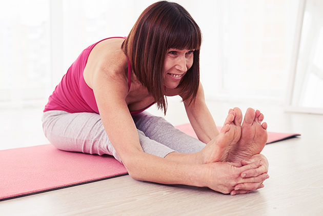 menopausecentre - How Yoga Can Help You Through Menopause (6)