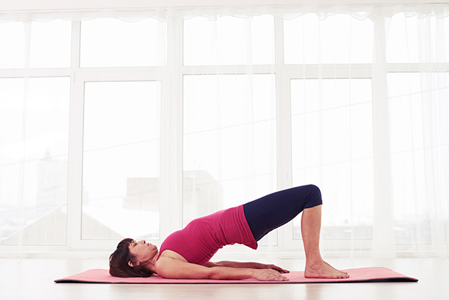 menopausecentre - How Yoga Can Help You Through Menopause (7)