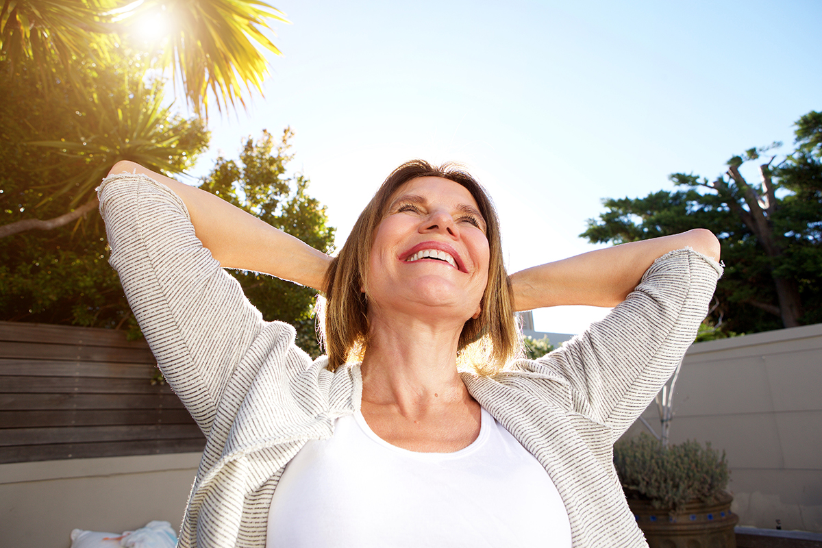 Australian Menopause Centre - Vitamin D 'The Sunshine Hormone' Helping You Manage Menopause