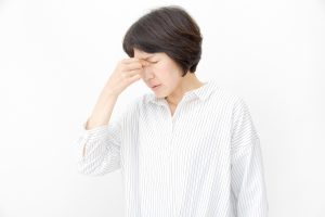 menopause symptoms dizziness