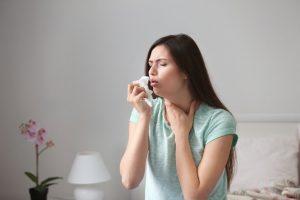 allergies menopause